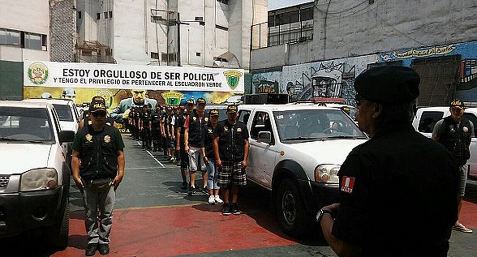 ¡A portarse bien! 200 policías vigilarán las calles en carnavales (VIDEO)