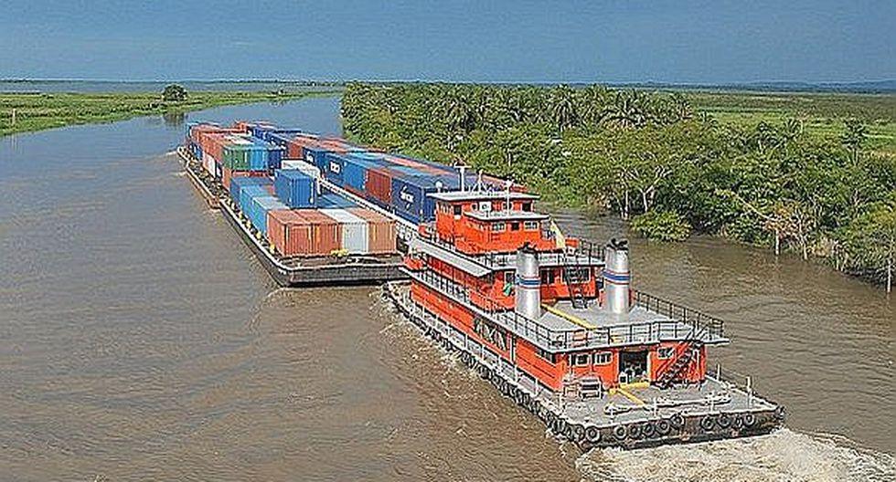 Hidrovía Amazónica por sí sola no mejorará competitividad de Loreto