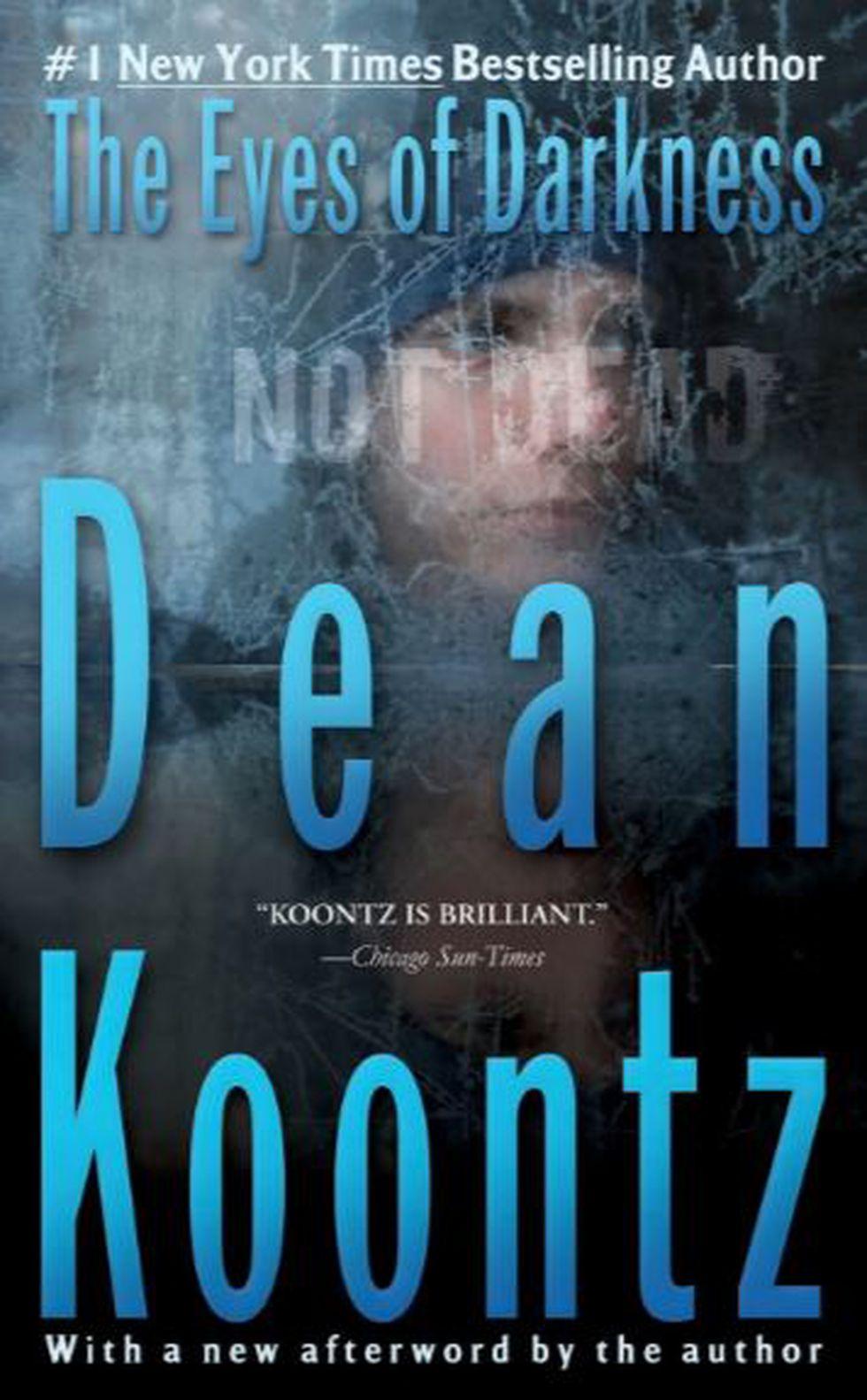 The Eyes of Darkness, el thriller de 1981 de Dean Koontz.