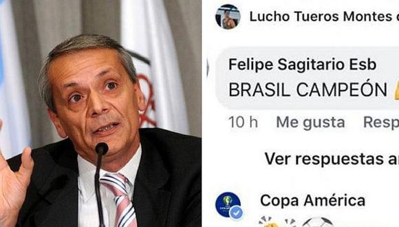 """Perú vs. Brasil: ¿Habría un """"arreglo"""" para que Brasil sea el ganador de la Copa América 2019? (FOTO)"""