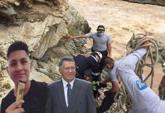 Huánuco: Sobrino de consejero regional de Lauricocha aparece sin vida en el río Huallaga