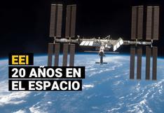 Seis logros de la Estación Espacial Internacional al cumplir 20 años en el espacio