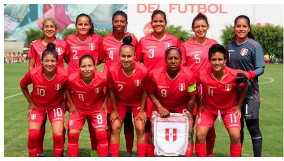 Arquera de la selección peruana de fútbol femenino denuncia desigualdad en el trato por parte de la FPF
