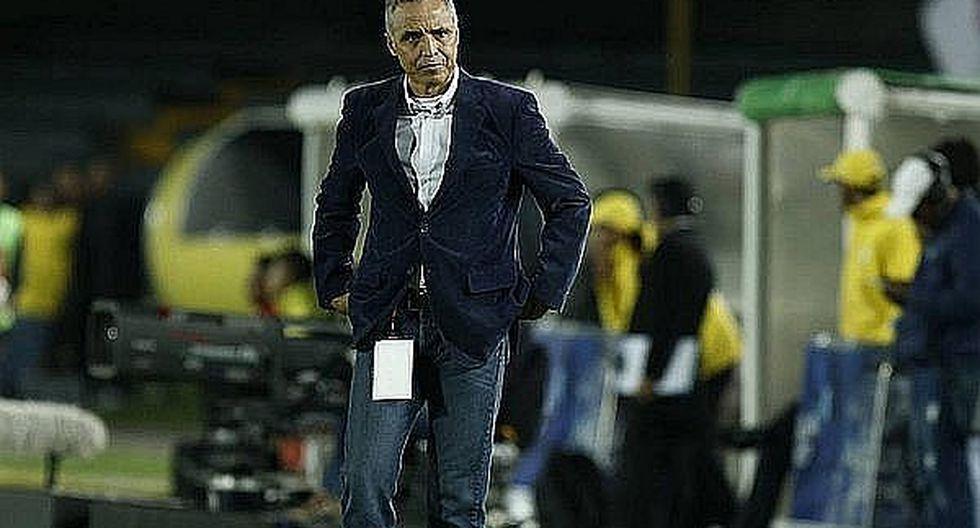 Alexis Mendoza deja de ser técnico de Sporting Cristal a semanas de asumir el cargo