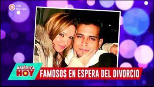 Las celebridades de la TV peruana que aún esperan el divorcio