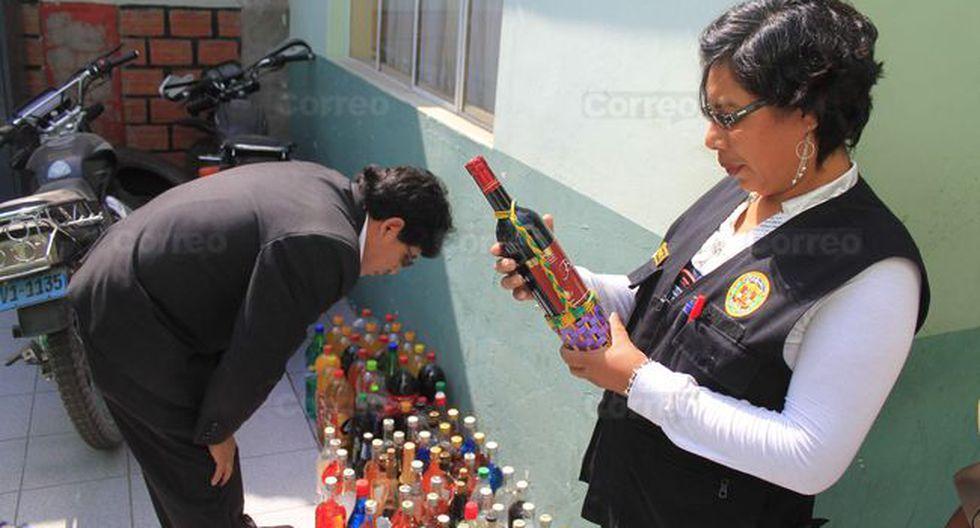 venta licor (Foto: Correo)