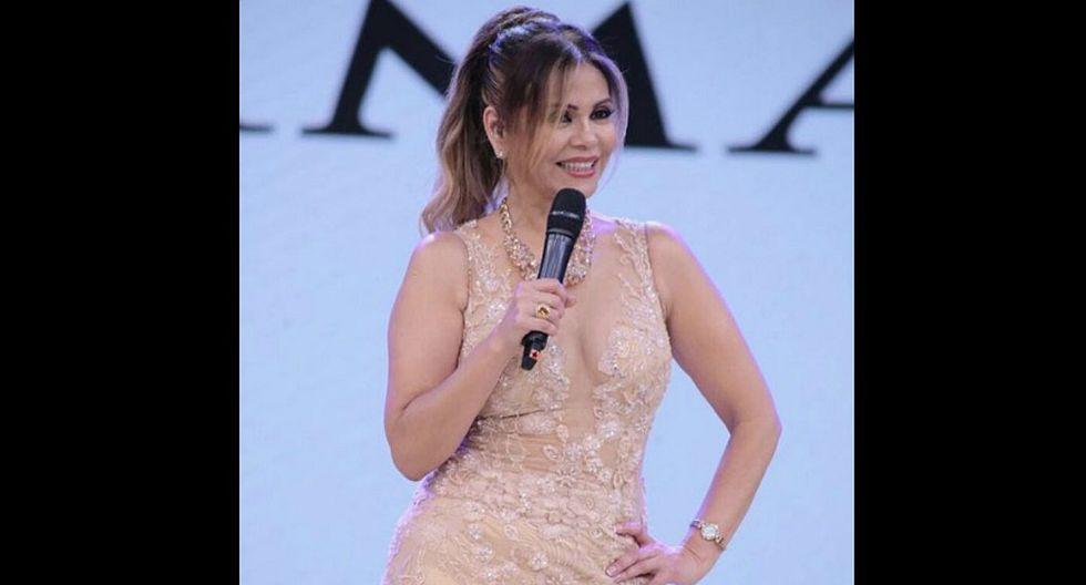 Gisela Valcárcel anuncia fin de su programa 'Gisela Busca… ¡El amor!' (FOTOS)