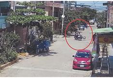 Un agente policial grave tras accidente de tránsito, en Tumbes