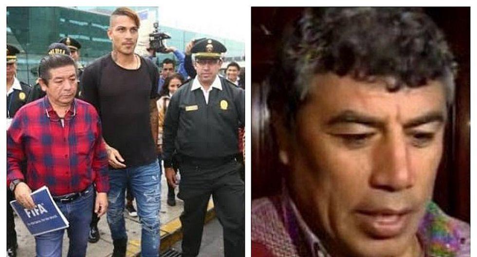 """Paolo Guerrero asistió al funeral de su sobrino, el hijo del """"Coyote"""" Rivera"""