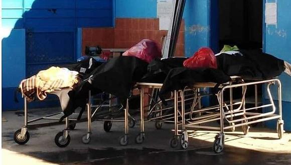 Reportan 19 muertos en un sólo día por COVID-19 en la región de Puno