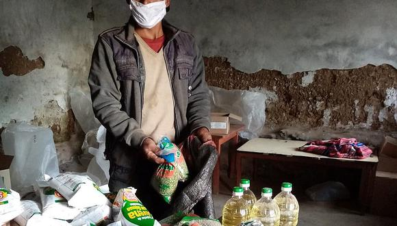 Más de 19 mil pobladores de Huancavelica recibirán alimentos