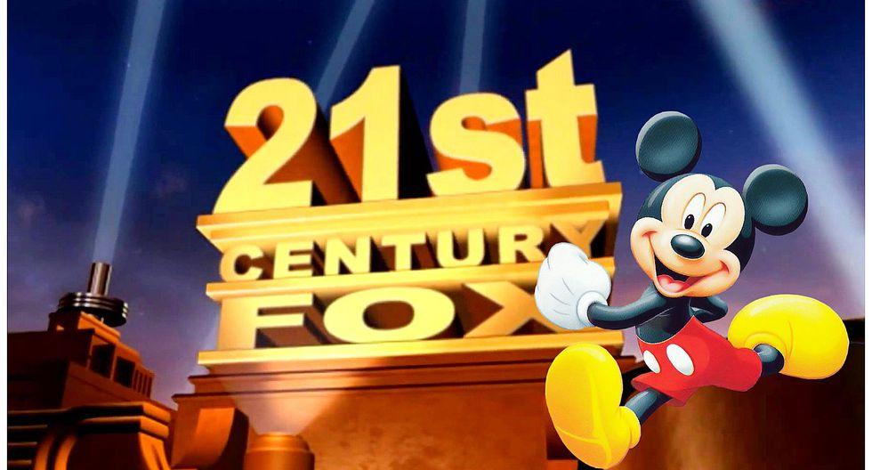 Disney confirmó la compra de Fox y se hará efectiva el 20 de marzo
