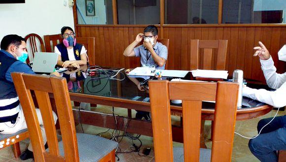 San Martín. Fiscal Rosa Nicolás actuó de oficio y preliminarmente no evidenció la comisión de delitos contra la administración pública. (Ministerio Público)