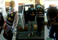 PNP capturó a integrantes de la banda 'Los buitres de Basilio Auqui'
