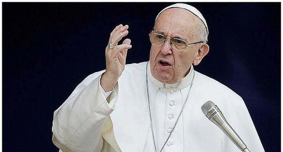 """Papa Francisco: Los que quitan trabajo a las personas comenten un """"pecado gravísimo"""""""