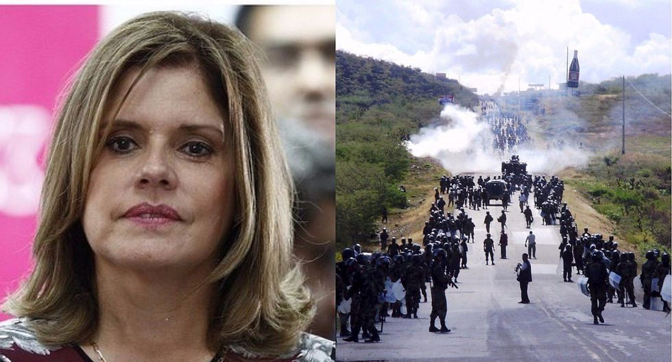 Líderes indígenas piden que Mercedes Aráoz sea juzgada por 'Baguazo'