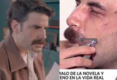 Sebastián Monteghirfo se despidió de su personaje en 'Mi vida sin ti' (VIDEO)