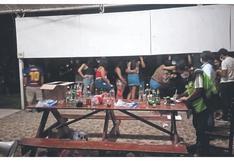"""Intervienen en """"fiesta COVID-19"""" en Contralmirante Villar, en Tumbes"""
