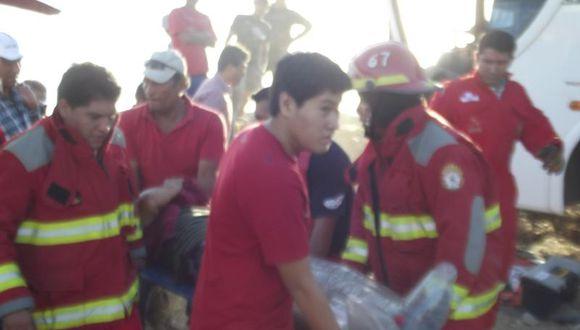 Mañana sepultarán a víctimas de fatal accidente en Talara