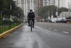Frío y calles vacías en el Día del Padre en Lima por inmovilización social obligatoria (FOTOS)
