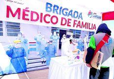 """Unos 150 """"lustrabotas"""" y canillitas de Huancayo  pasan prueba de COVID-19 y el 20% da positivo"""