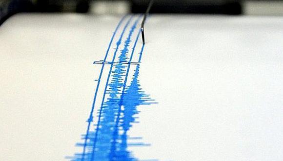 IGP: Sismo de magnitud 4.9 se registró esta mañana en Lima
