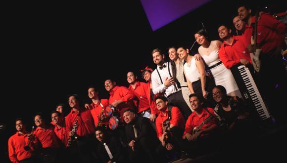 En esta exposición se puede escuchar el primer disco del Elenco de Música Peruana UPC. (Foto: UPC Cultural)