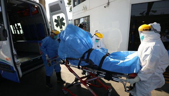 La cantidad de muertos aumentó este sábado según el último reporte del Minsa. (Foto: EsSalud)