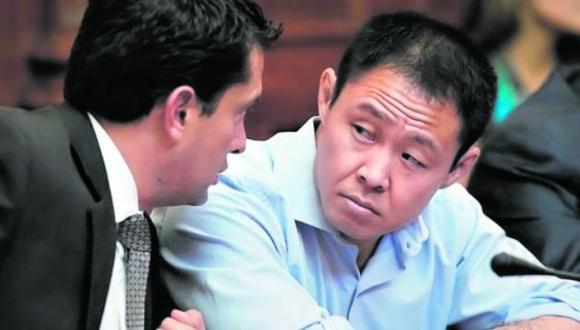 Kenji Fujimori y Miguel Torres siguen investigados