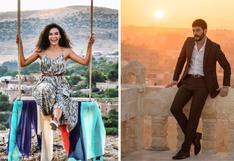 """""""Hercai"""": Conoce más de Akin Akinözü y Ebru Sahin, los protagonistas de la popular telenovela turca"""