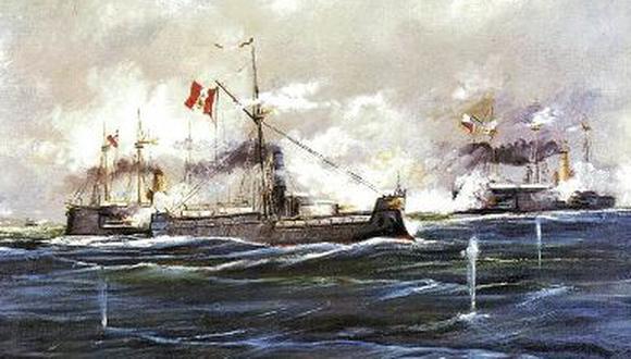 Combate de Angamos: Así fue este encuentro en la Guerra del Pacífico (VIDEO)