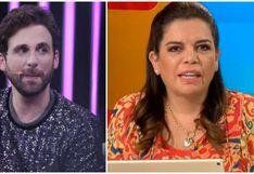 """Rodrigo González llama """"mosquita muerta del periodismo"""" a Milagros Leiva"""