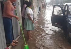 Lluvias torrenciales y vientos huracados afectó decenas de viviendas en Santa Rosa