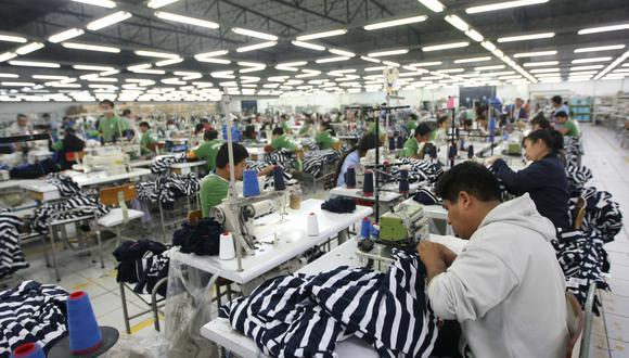 ADEX mencionó que las exportaciones de prendas de vestir se deben enfocar en Estados Unidos. (FOTO: GEC)