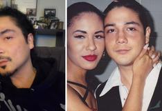 Chris Pérez, esposo de Selena Quintanilla, opina sobre la serie de su esposa en Netflix