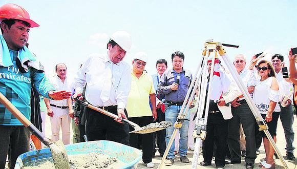 UNICA construirá tres facultades para obtener el licenciamiento