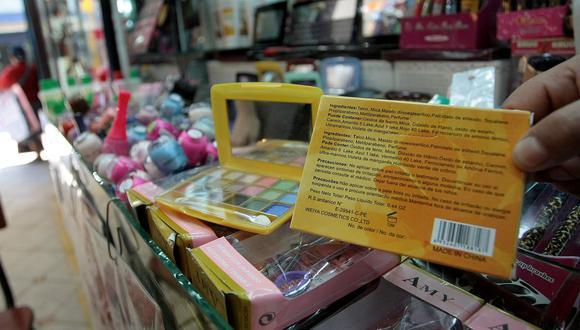 El mercado cosmético peruano se abastece principalmente de productos importados, solo el 25% se produce en el país. (Foto: GEC)