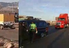 Ica: detienen a 20 personas escondidas en camioneta burlando estado de emergencia por coronavirus