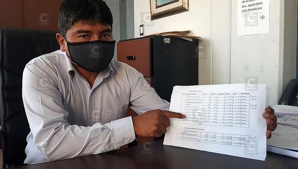 Alcalde Lanchipa niega sobrevaloración en compra de pruebas rápidas