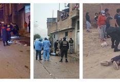 Tres crímenes por sicariato siguen sin ser resueltos en Huamanga
