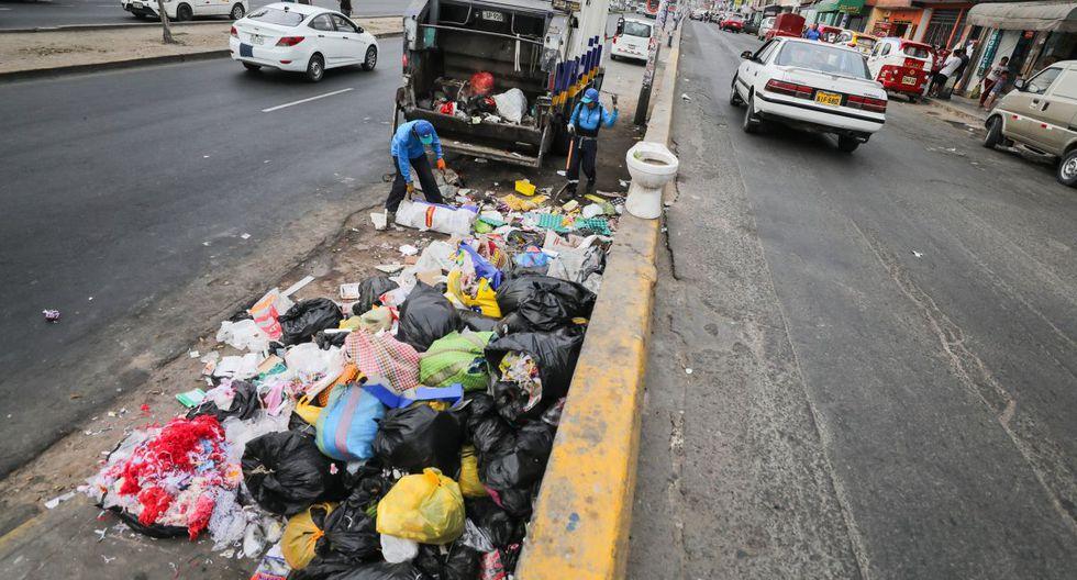 Municipalidad de Lima instó a Comas a gestionar de manera adecuada el recojo de basura en su jurisdicción. (Difusión)