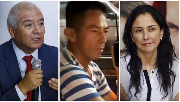 Nadine Heredia: Wilfredo Pedraza dice que caso de Emerson Fasabi debe archivarse