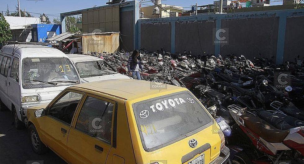 Municipalidad de Arequipa realizá nueva subasta de vehículos en junio