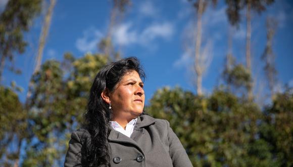 La esposa del presidente electo Pedro Castillo aseguró que no conoce al sentenciado secretario general de Perú Libre y solo lo ha visto por televisión. (Foto: Andina)