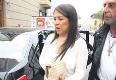 Francisco Sagasti: Yeni Vilcatoma denunció penalmente al presidente por diálogo con Mario Vargas Llosa