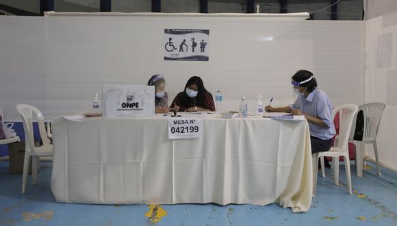 Elecciones. (Foto: Leandro Britto / GEC)