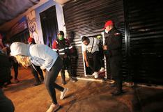 Más de 200 personas son intervenidas en discoteca de Cusco