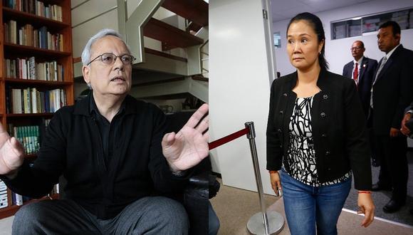 """César Hildebrandt sobre Keiko Fujimori: """"Hija del ladrón y asesino que nos mató como país"""""""