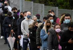 Inglaterra comienza mañana a vacunar contra el COVID-19 a los menores de 30 años