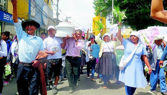 Huánuco: Crimen de niña de cinco años  habría sido por una venganza
